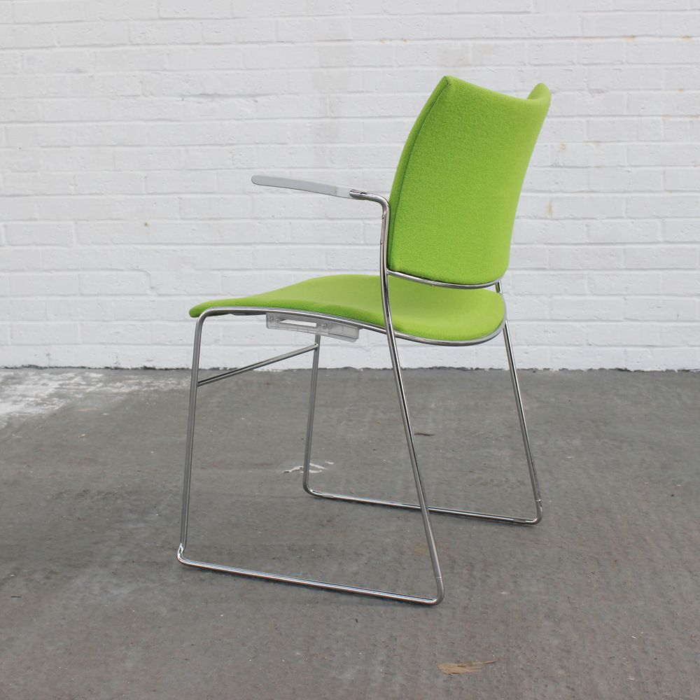 Casala Curvy Stacking Chair Meeting Chair Chair On